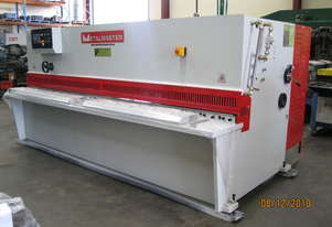 Metalmaster 3200mm x 6mm Hydraulic Guillotine