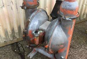 Wilden Pneumatic Diaphragm Pump