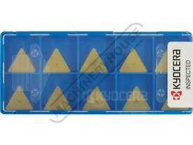 TPMN 160308 KYOCERA Carbide Inserts - Milling Grade PR1225, General Purpose, 16.5mm 10 Inserts Per P - picture0' - Click to enlarge