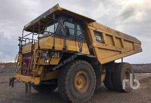 Caterpillar   775E Rock Truck