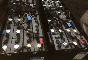 Solar Battery Lead Acid Traction bolted type 48V 1050AH like new Condition Best For Home Sys  Can be