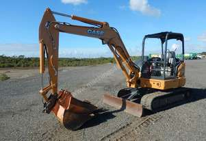 2016 Case CX55B Mini Excavator