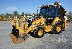 CATERPILLAR 432E Loader Backhoe