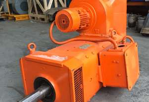 99 kw 130 hp 1750 rpm DC Electric Motor