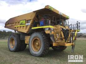 1994 Cat 777C Dump Truck - picture1' - Click to enlarge