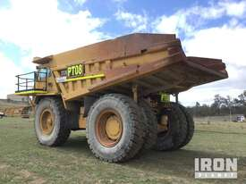 1994 Cat 777C Dump Truck - picture2' - Click to enlarge
