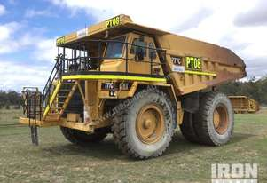 Caterpillar 1994 Cat 777C Dump Truck