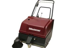 MINUTEMAN KS35 - Walk Behind Sweeper - picture0' - Click to enlarge