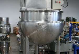 Steam Jacketed Mixing Pan