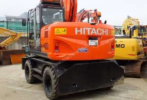 Used Hitachi 17 Tonne Wheeled Excavator in great condition