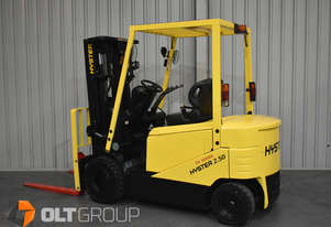 Hyster J2.5HEX 2.5 Tonne 3 Stage Container Mast Electric Forklift