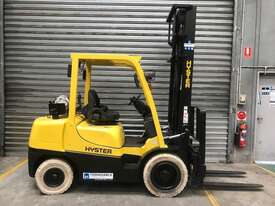 Hyster H3.50 LPG / Petrol Counterbalance Forklift - picture0' - Click to enlarge