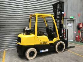 Hyster H3.50 LPG / Petrol Counterbalance Forklift - picture1' - Click to enlarge