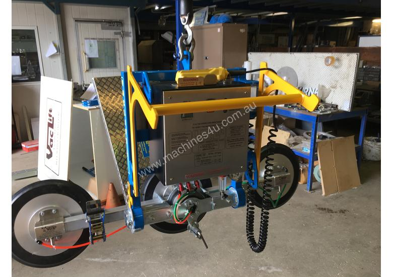 GLASS VACUUM LIFTER - LIFETIME FACTORY TECHNICAL SUPPORT