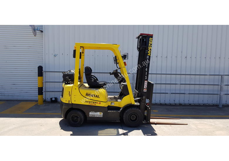 1.8T Forklift Casual Rental Offer From $139+GST Per Week