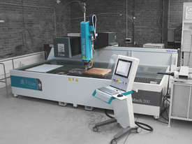 Mach 200 Waterjet Cutting Machine for Stone, Engineering & Fabrication - picture0' - Click to enlarge