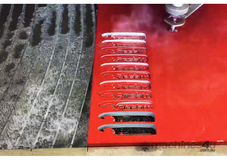 Resato Waterjet Cutting Systems