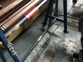 Sheetmetal Rolls Metal Curving Roller 3 foot / 900mm long - picture7' - Click to enlarge