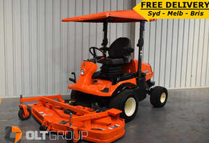 Kubota F3680 Out Front Mower 72 Inch Side Discharge 36hp Diesel
