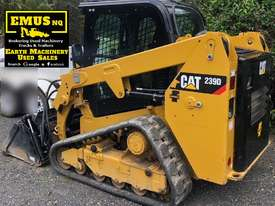 2016 CAT 239D Skid Steer, only 438hrs.  MS521 - picture1' - Click to enlarge