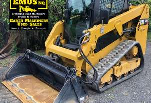 2016 CAT 239D Skid Steer, only 438hrs.  MS521
