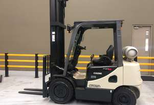 Gas Forklift Counterbalance CG Series 2007