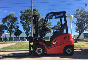 Brand New Hangcha 1.8 Ton Electric Forklift