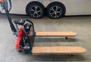 Lithium Powered Electric Pallet Jacks