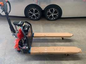 Lithium Powered Electric Pallet Movers - picture0' - Click to enlarge