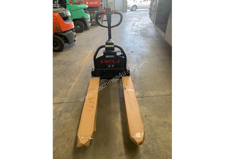 Lithium Powered Electric Pallet Movers