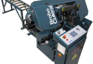 Brobo Waldown Bandsaw Model PAB280PLC Fully Automatic Metal Cutting 415 Volt Australian Made Quality