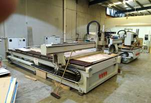 Flexicam CNC Flatbed Router