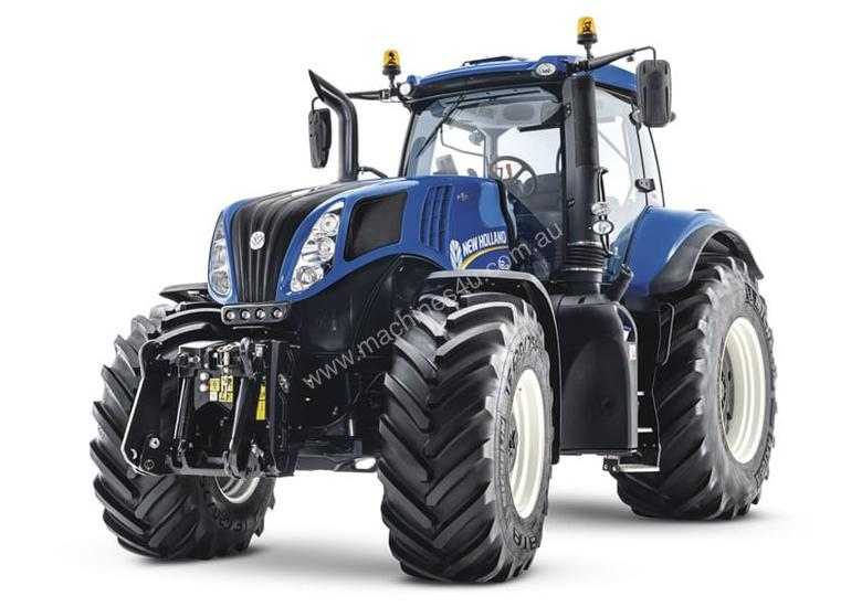 NEW HOLLAND GENESIS� T8.38O TRACTOR
