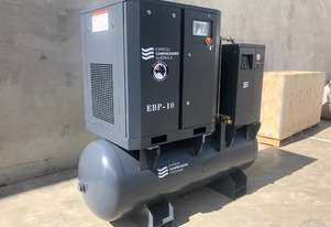 Screw Compressor 7.5kW (10HP) 8 BAR 1.1m3/min (38 cfm)