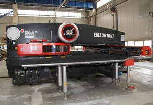 Used AMADA EMZ3610 Turret Punch Press