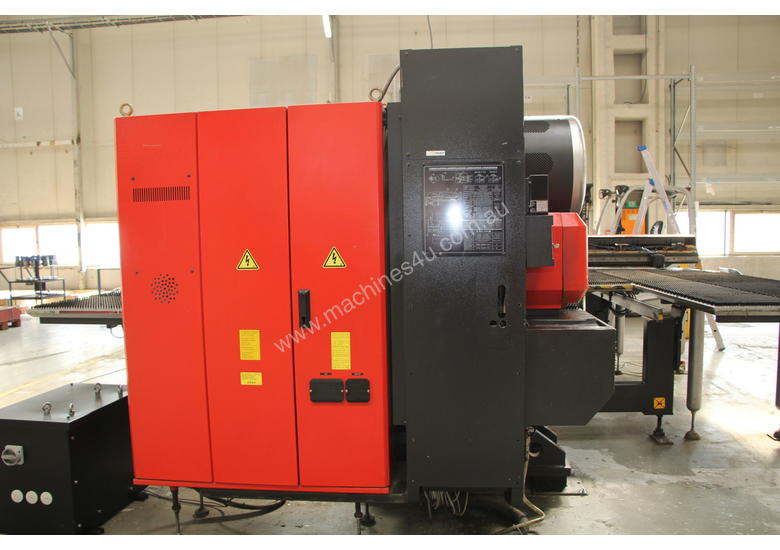 Used Turret Punch Press