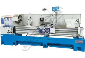TM-2290G Centre Lathe 560 x 2200mm Turning Capacity - 105mm Spindle Bore Includes Digital Readout