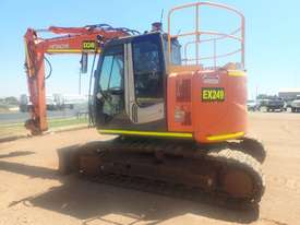 Hitachi ZX135US-3 Excavator - picture0' - Click to enlarge