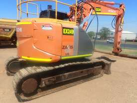 Hitachi ZX135US-3 Excavator - picture1' - Click to enlarge