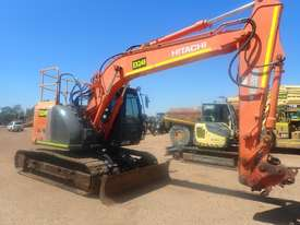 Hitachi ZX135US-3 Excavator - picture2' - Click to enlarge