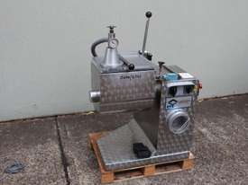Vacuum Paddle Mixer - picture2' - Click to enlarge