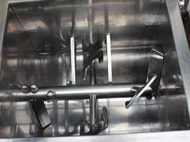 Vacuum Paddle Mixer - picture3' - Click to enlarge