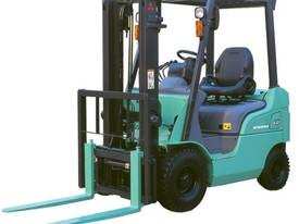 New Mitsubishi Forklifts LPG, Diesel, Electric - picture1' - Click to enlarge