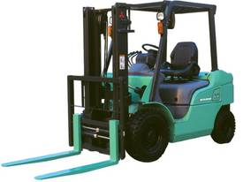 New Mitsubishi Forklifts LPG, Diesel, Electric - picture2' - Click to enlarge