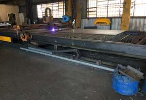 Advanced Robotic Technology Complete CNC Plasma System.