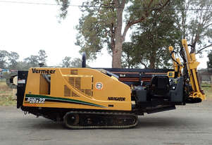 Vermeer D20X22II Directional Drill Drill