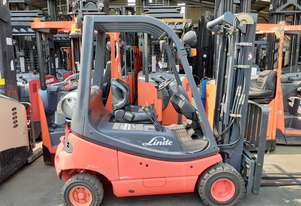 Linde Container Mast Forklift 07 Model 1.8 Ton Only $8000 plus gst