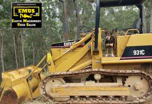 1994 Cat 931C Drott, low hours. E.M.U.S. MS613