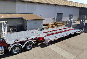 4.0m Deck Widener 3x4 Low Loader Trailer - Interstate Trailers ATTTAG