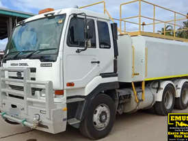 2007 UD 6x4 Water Truck, 14,000ltrs, low km�s.  TS445 - picture0' - Click to enlarge